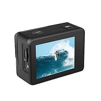 Action Camera 4k 24mp 2.0 Inch Ips Sn Webcam Impermeabil Pro Casca Sport Cam