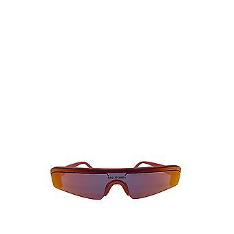 Balenciaga BB0003S red unisex sunglasses