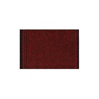 Doormat MALAGA red 3066