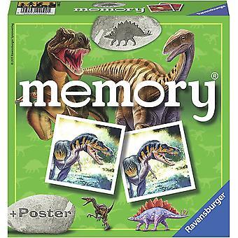 Dinosaurs Memory Card Game
