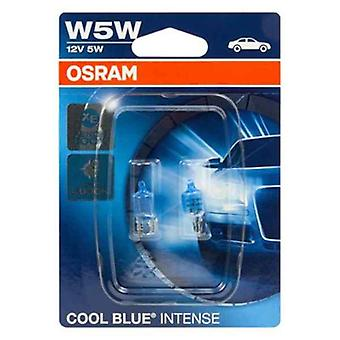 Auton polttimo OS2825HCBI-02B Osram W5W 5W 12V 3700K (2 kpl)