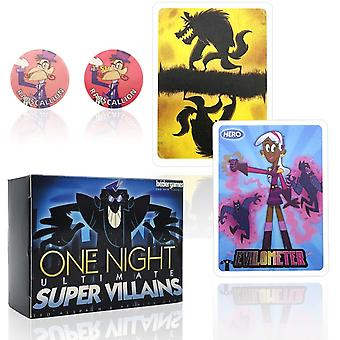 One Night Ultimate Werewolf Board Games Fun Family Daybreak Vampire Card Game For Kids Adult Party Gift Alien Playing Cards