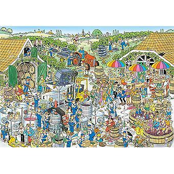 Jan Van Haasteren The Winery Puzzle (3000 Teile)