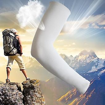 Maniche a braccio di raffreddamento in nylon Spandex Anti-uv Protezione solare esterna Copertura del braccio di arrampicata