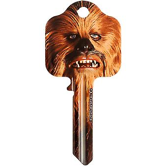 Star Wars dörr nyckel Chewbacca
