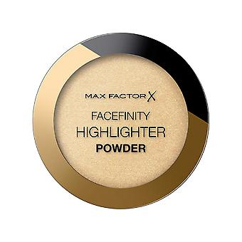 3 x Max Factor Facefinity Highlighter Powder Sealed - 002 Golden Hour