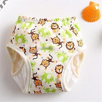Baby Bukser Undertøj Baby Bleer Bleer Vandtæt