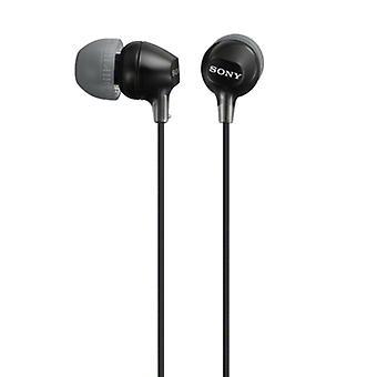 In ear headphones Sony MDREX15APB 3.5 mm 100 mW Black