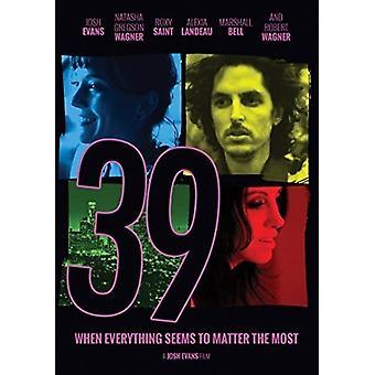 Thirty Nine [DVD] USA import