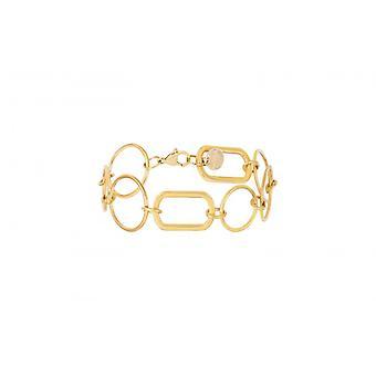 Bracelet Femme Clyda Bijoux BCLBR0012SD - Acier Dor�