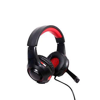 Headphones with Microphone GEMBIRD GHS-U-5.1 Black