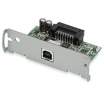 Epson UB-U03II, USB 2.0, Schwarz, Grün, Edelstahl, China, 1 Stück, 85 mm, 104 mm