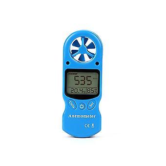 3 in 1 Mini Lcd Tl-300 Windgeschwindigkeit Temperatur Feuchtigkeit Meter Mehrzweck Anemometer Digital Anemometer Messwerkzeuge