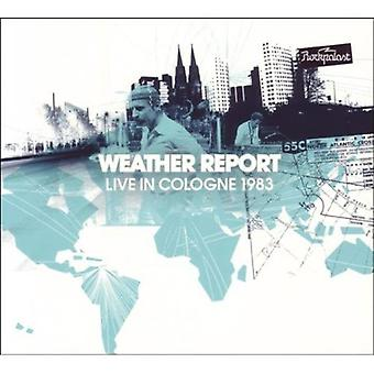 Weather Report - Live in Cologne 1983 [CD] USA import