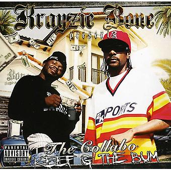 Krayzie Bone Presents - Collabo the Bum [CD] USA import