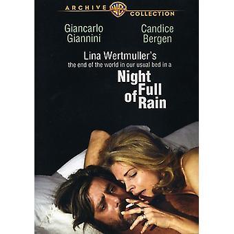 Kveld Full av regn [DVD] USA import