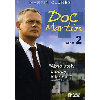 Doutor Martin - Doc Martin: Importação EUA série 2 [DVD]