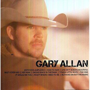 Gary Allan - Icon [CD] USA import