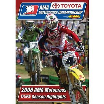 Ama Motocross Championship 2006 [DVD] USA import
