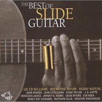 Best of Slide Guitar - Best of Slide Guitar [CD] USA import