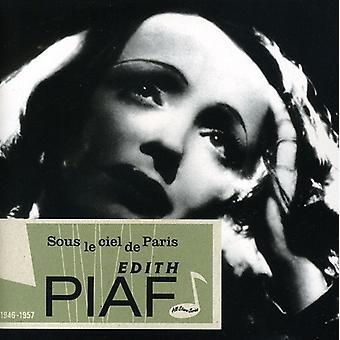 Edith Piaf - Sous Le Ciel De Paris [CD] USA import
