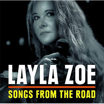 Zoe*Layla - Songs From the Road [CD] USA import