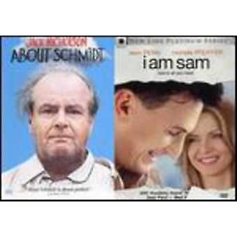 Om Schmidt / I Am Sam [DVD] USA import
