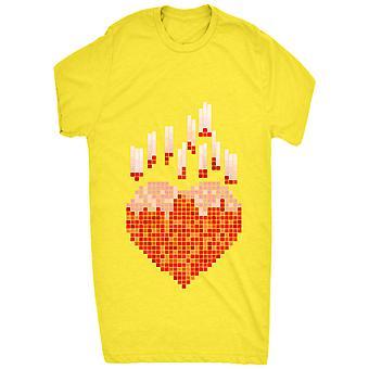 Heart Pixel For Women