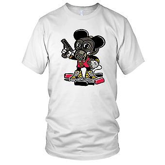 Gangsta musen Kids T skjorte