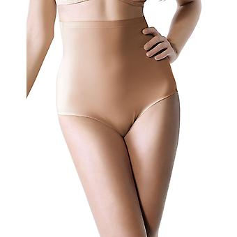 Anita Rosa Faia 1783-722 Women's Twin Shaper Skin Beige Light Control Slimming Shaping High Waist Brief