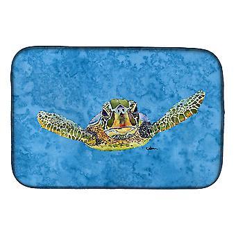 Carolines Treasures  8653DDM Turtle Dish Drying Mat