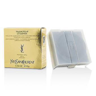 Yves Saint Laurent Touche Eclat Le Cushion Liquid Foundation Compact Refill - #bd50 Warm Honey - 15g/0.53oz
