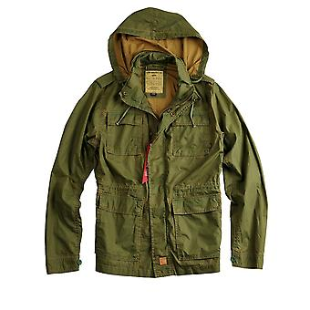 Alpha Industries Herren Übergangsjacke Trail