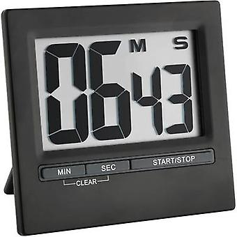 TFA Dostmann 38.2013.01 Timer Black Digital