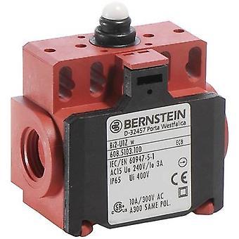 Bernstein AG BI2-U1Z W mezní spínač 240 V AC 10 A Tappet okamžitá IP65 1 PC (y)