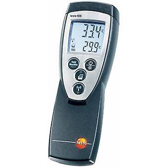 testo 925 Aktionsset Thermometer -50 bis +300 °C Sensor Typ K