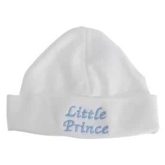 Universal Textiles Baby Boys Little Prince Hat
