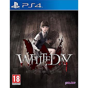 الأبيض اليوم المسمى متاهة لعبة PS4 المدرسة