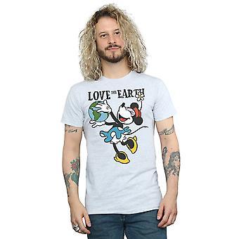 Disney miesten Mikki Hiiri rakkaus maan t-paita
