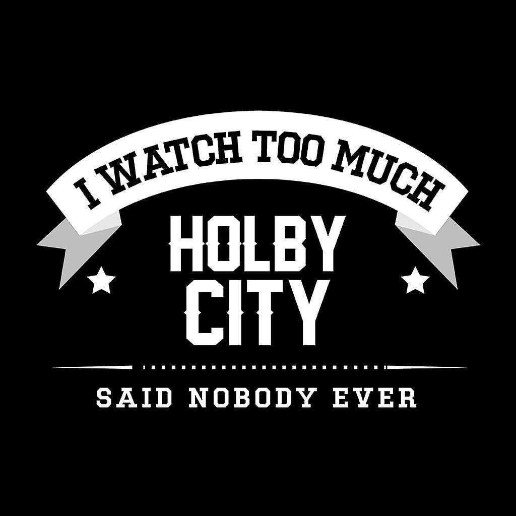 Je regarde aussi beaucoup Holby City dit personne ne jamais de femmes gilet pkuuuP
