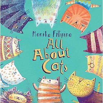 Allt om katter av Monika Filipina - Monika Filipina - 9781846439339 B