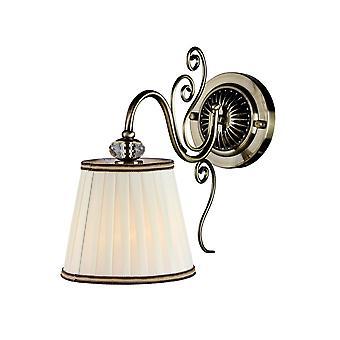 Maytoni Lighting Vintage Elegant Sconce, Bronze