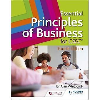 Grunnleggende prinsipper for CSEC - 4th Edition av viktige P