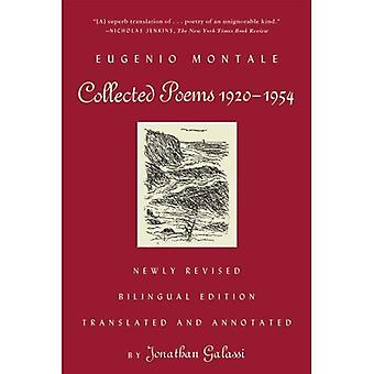 Collected Poems, 1920-1954: Newly Revised Bilingual Edition
