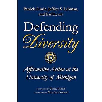 Verteidigende Vielfalt: Affirmative Action an der University of Michigan