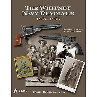 De Whitney Navy Revolver: Een verwijzing van de modellen en typen, 1857-1866
