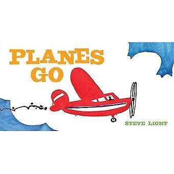 Flugzeuge gehen