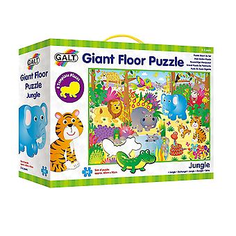 Galt lelut jättiläinen lattia Puzzle Jungle