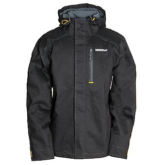 Caterpillar Mens H20 Waterproof Breathable Reflective Jacket