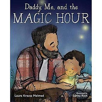 Pappa, mig och magiska timmen
